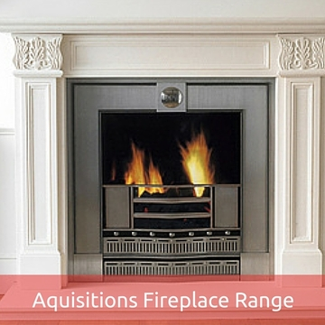 Aquisitions Fireplace